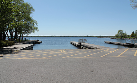 South George Street Boat Launch